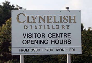 Clynelish company sign uploaded by Ben, 17. Feb 2015