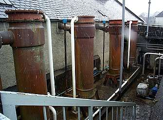 Balvenie condensers uploaded by Ben, 10. Feb 2015