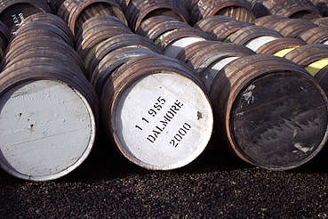 Dalmore casks uploaded by Ben, 17. Feb 2015
