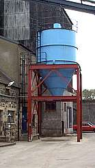 Glen Moray draff silo uploaded by Ben, 03. Mar 2015