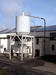 Clynelish draff silo uploaded by Ben, 17. Feb 2015