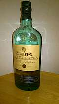 The Singleton of Dufftown Singleton of Dufftown