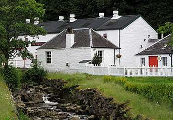 Edradour Distillery uploaded by Ben, 25. Feb. 2015