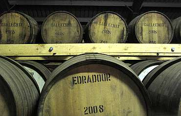 Edradour and Ballechin casks uploaded by Ben, 25. Feb. 2015