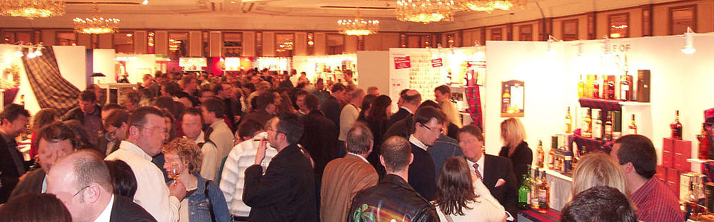 A whisky fair