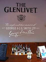 Glenlivet tasting room uploaded by Ben, 23. Mar 2015