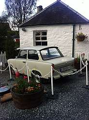 Car of the of the Edradour Distillery uploaded by Ben, 26. Aug. 2014