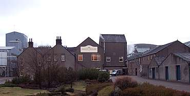 Glenlivet distillery uploaded by Ben, 23. Mar 2015