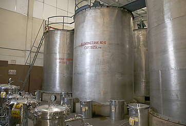 Amrut blending and storage tanks uploaded by Ben, 23. May 2016