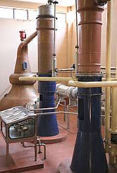John Distillery pot still, condensers and spirit safe uploaded by Ben, 23. May 2016