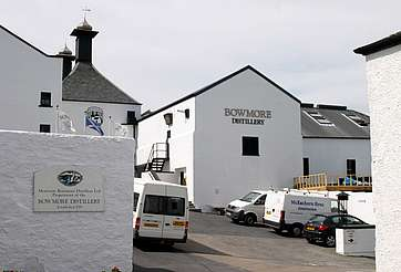 Bowmore kiln & malthouse uploaded by Ben, 16. Feb 2015