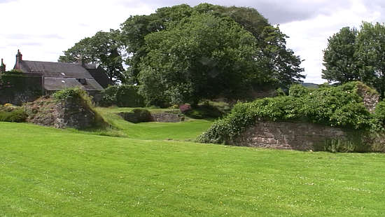 The Ruins of the Lindores Abbey