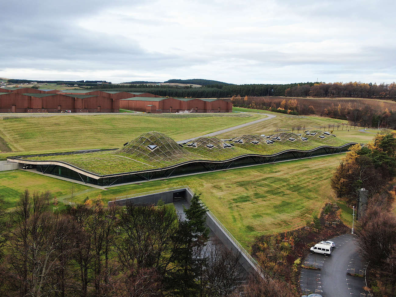 Macallan distillery uploaded by Ben, 10. Dec 2018