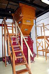 Bowmore malt mill uploaded by Ben, 16. Feb 2015