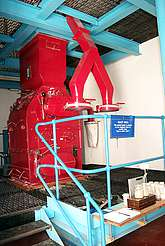 Balblair malt mill uploaded by Ben, 10. Feb 2015