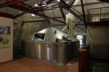 Aberfeldy mash tun uploaded by Ben, 09. Feb 2015