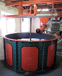 Edradour mash tun uploaded by Ben, 25. Feb. 2015