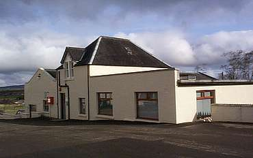 Benrinnes office  uploaded by Ben, 11. Feb 2015