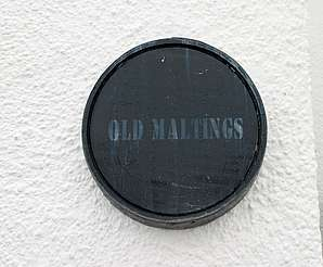 Bowmore old maltings sign uploaded by Ben, 16. Feb 2015