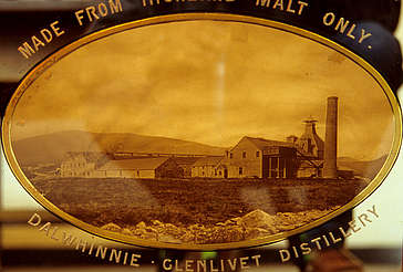 Dalwhinne picture of the distillery uploaded by Ben, 18. Feb 2015