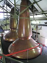 Ardbeg Pot Stills uploaded by Ben, 10. Feb. 2015
