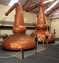 Glenfarclas Pot Stills uploaded by Ben, 11. Mar 2015