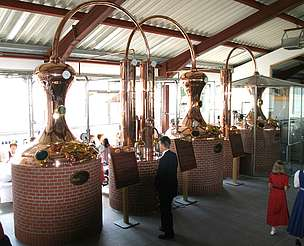 Slyrs Pot Stills uploaded by Ben, 28. Apr 2015