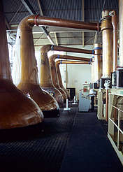 Caol Ila Pot Stills uploaded by Ben, 17. Feb 2015