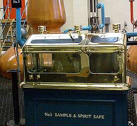 Glenlivet spirit & sample safe uploaded by Ben, 23. Mar 2015
