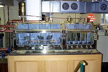 Glen Ord spirit & sample safe uploaded by Ben, 04. Mar 2015