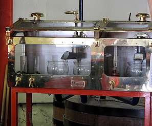 Edradour spirit safe uploaded by Ben, 25. Feb. 2015