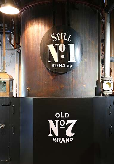 The Still No.1 of Jack Daniel's