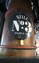 Jack Daniels Still No.3 uploaded by Ben, 15. Jun 2015