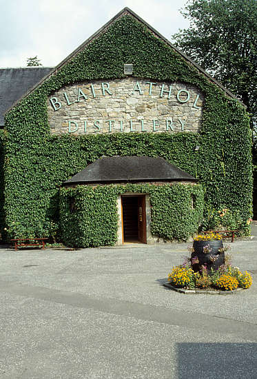 The still house of Blair Athol.