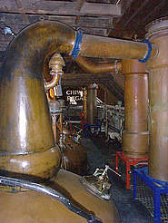 Strathisla pot stills and condensers uploaded by Ben, 28. Apr 2015