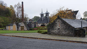 Strathisla distillery uploaded by Ben, 18. Nov 2017