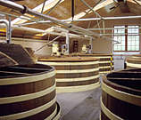 Read a quick overview about how Scottish Single Malt whisky is fermented in the washbacks. See how the sugar in the mash is turned into beer (wash).
