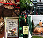 Learn about how Irish Whiskey is malted, mashed, fermented, distilled and how wine, Bourbon or sherry barrels effect the production process.