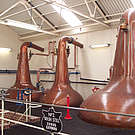 Read an overview about how Scottish Single Malt whisky is distilled. Learn about the spirit and the wash still and how the process effects fusel oils and aromas.