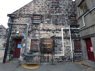 outside Tamdhu distillery uploaded by Ben, 10. Dec 2018