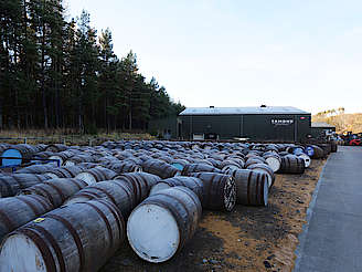 Tamdhu casks uploaded by Ben, 10. Dec 2018