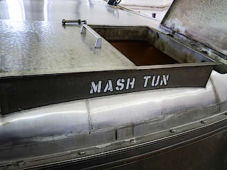 Tamdhu mash tun lid uploaded by Ben, 10. Dec 2018