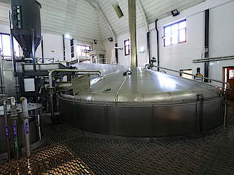 Tamdhu mash tun  uploaded by Ben, 10. Dec 2018