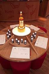 Aberfeldy tasting table uploaded by Ben, 09. Feb 2015