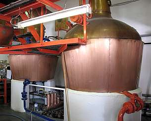 Edradour whole pot stills uploaded by Ben, 25. Feb. 2015