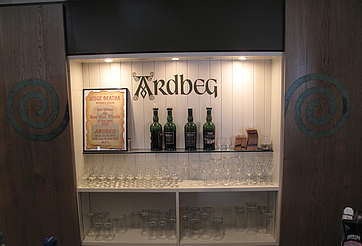 Ardbeg visitor center uploaded by Ben, 10. Feb. 2015