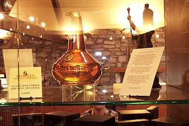 Aberfeldy pot still decanter uploaded by Ben, 09. Feb 2015