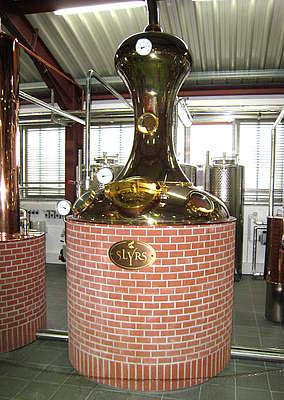 Slyrs Whisky Wash Stills