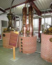 Slyrs Wash Stills and condensers uploaded by Ben, 28. Apr 2015