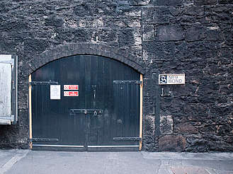Springbank warehouse entrance uploaded by Ben, 22. Feb. 2016